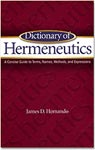Dictionary of Hermeneutics