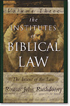 The Institutes of Biblical Law, Vol. III