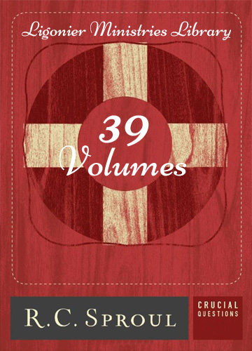 Ligonier 39-volume collection cover