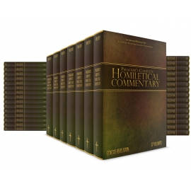 Preacher's Complete Homiletic Commentary (37-Volumes)