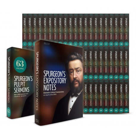 Spurgeon's Sermons & Expository Notes