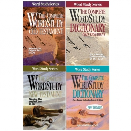 The Complete Word Study Series (4 vol.)