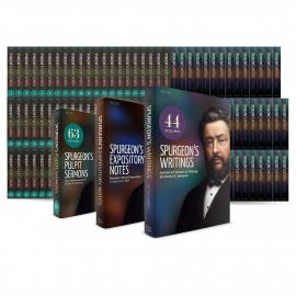 The Charles Spurgeon Bundle (107 Volumes + Notes)