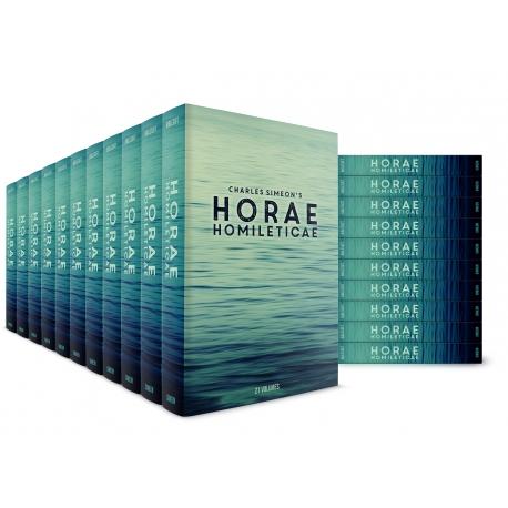 Charles Simeon's Horae Homileticae - 21 Volumes
