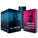 D.L. Moody Collection - 25 vol. + Christian Worker's Commentary on the OT & NT