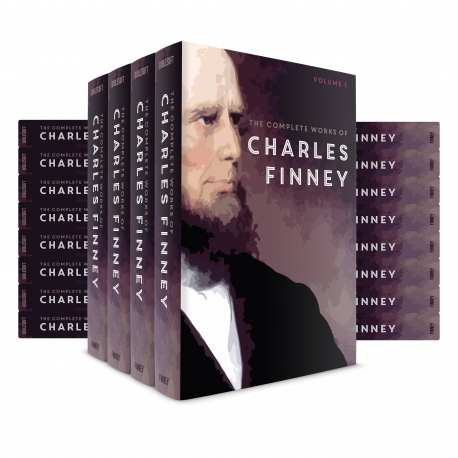Complete Works of Charles Finney - 20 Volumes