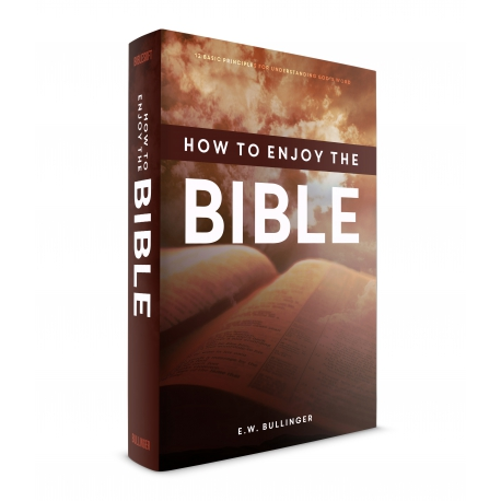 How to Enjoy the Bible