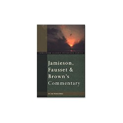 Jamieson, Fausset & Brown's Commentary
