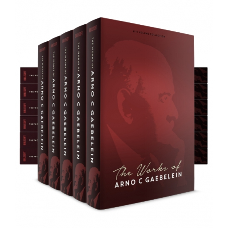 Works of Arno C. Gaebelein - 17 vol