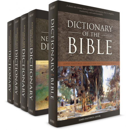 The Hastings Dictionary Collection