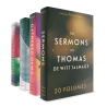 Sermons and Works of Thomas de Witt Talmage - 23 vol.