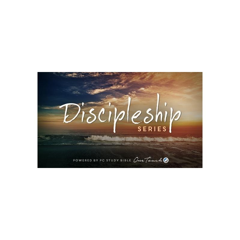 BIBLE STUDY ON DISCIPLESHIP PDF