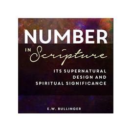 Bullinger Number In Scripture