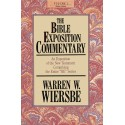 Bible Exposition Commentary: New Testament