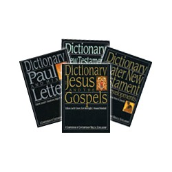 The New Testament Dictionary Collection (4 volumes)