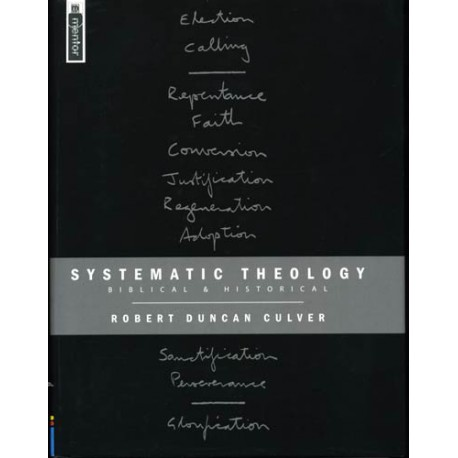 Systematic Theology (Culver)