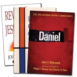 John Walvoord Collection (3 volumes)