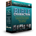 Bible Characters Collection (38 volumes)