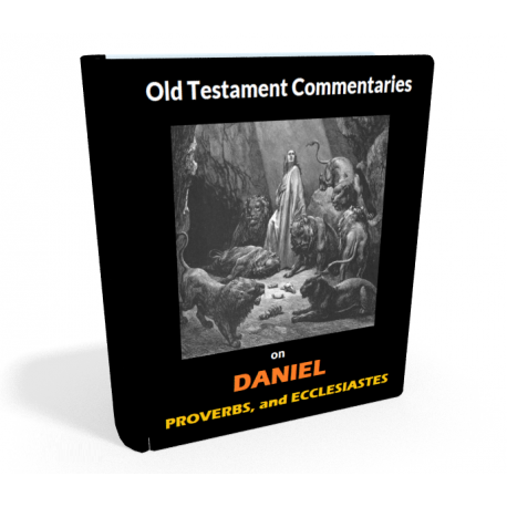 Three Old Testament Commentaries by Moses Stuart