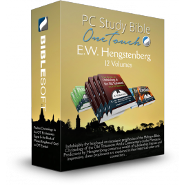Hengstenberg Old Testament Study Collection