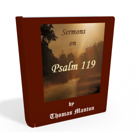Thomas Manton on Psalm 119