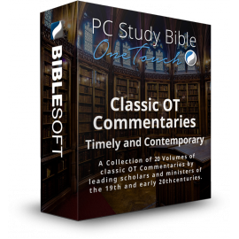 Classic Old Testament Commentaries Bundle