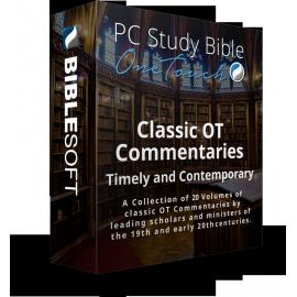 Classic Old Testament Commentaries Bundle