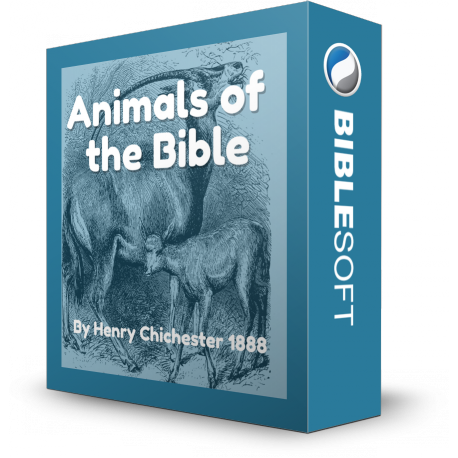 Animals and Plants of the Bible (2 vols)