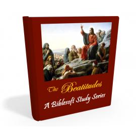 Beatitudes study bundle - 4 volumes