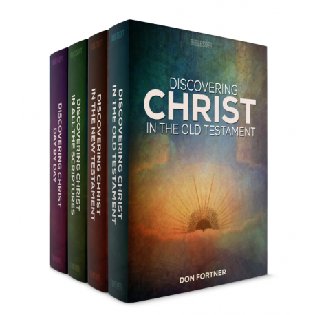 Discovering Christ in the Bible bundle