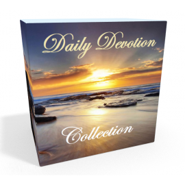 Daily Devotionals Package - 14 volumes