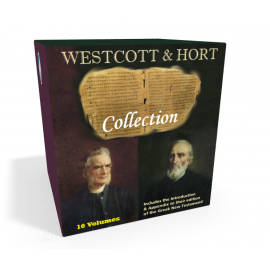 Westcott and Hort Collection - 16 volumes