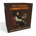 New Testament Commentaries of J. B. Lightfoot