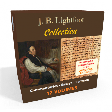 J. B. Lightfoot Collection - 12 volumes