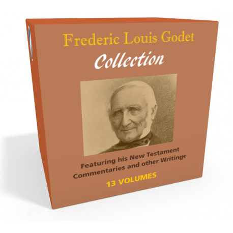 Frederic Godet Collection - 13 volumes
