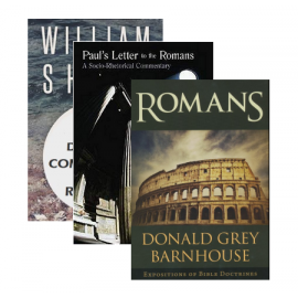 Romans Commentary VALUE bundle - 7 volumes