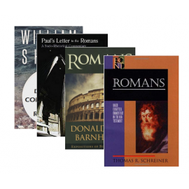 Romans Commentary VALUE bundle - 9 volumes