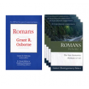 Romans Commentary VALUE bundle - 2-pack (5 volumes)