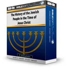History of the Jewish People in the Time of Jesus Christ