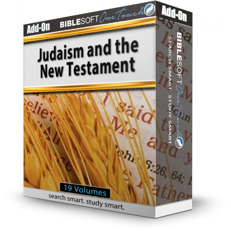 Judaism and The New Testament 19 Volume Set