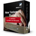 New Testament Studies, by Adolf Harnack