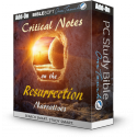 Critical Notes on the Resurrection Narratives
