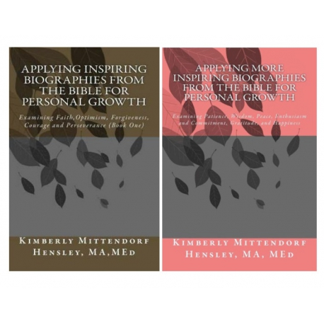 Applying Inspiring Biographies from the Bible for Personal Growth