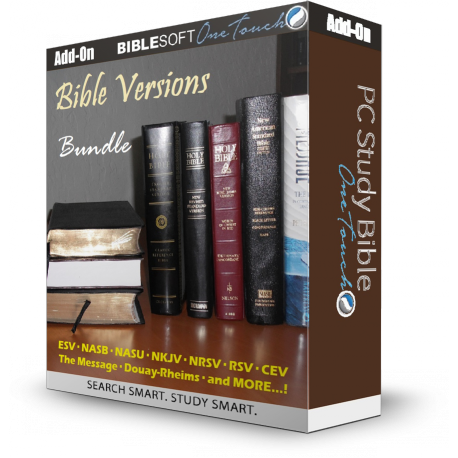 Bible Versions Bundle