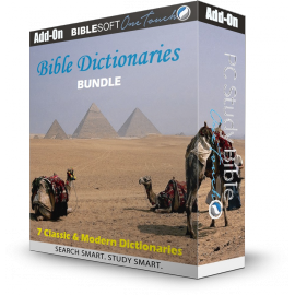 Bible Dictionaries Bundle