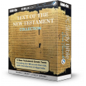 Text of the New Testament Collection - Greek Texts