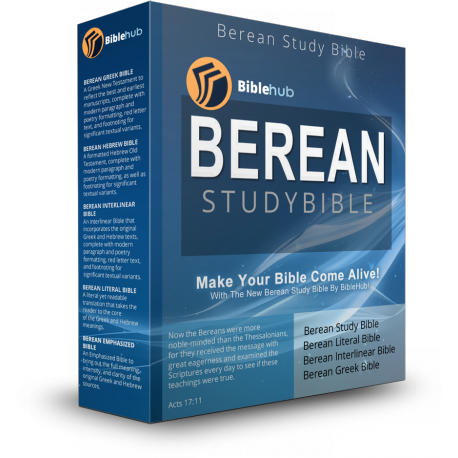 Berean Bible Suite
