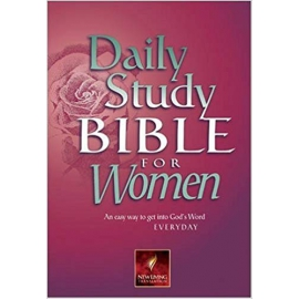 Daily Study Bible for Women (with BONUS Berean Bible)