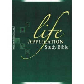 Life Application Study Bible Notes (with BONUS Berean Bible)