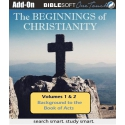 The Beginnings of Christianity (Vols 1-2): Background to the Book of Acts